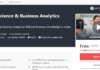 Free Best Data Science and Business Analytics Course