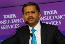 TCS CEO Rajesh Gopinathan Tips